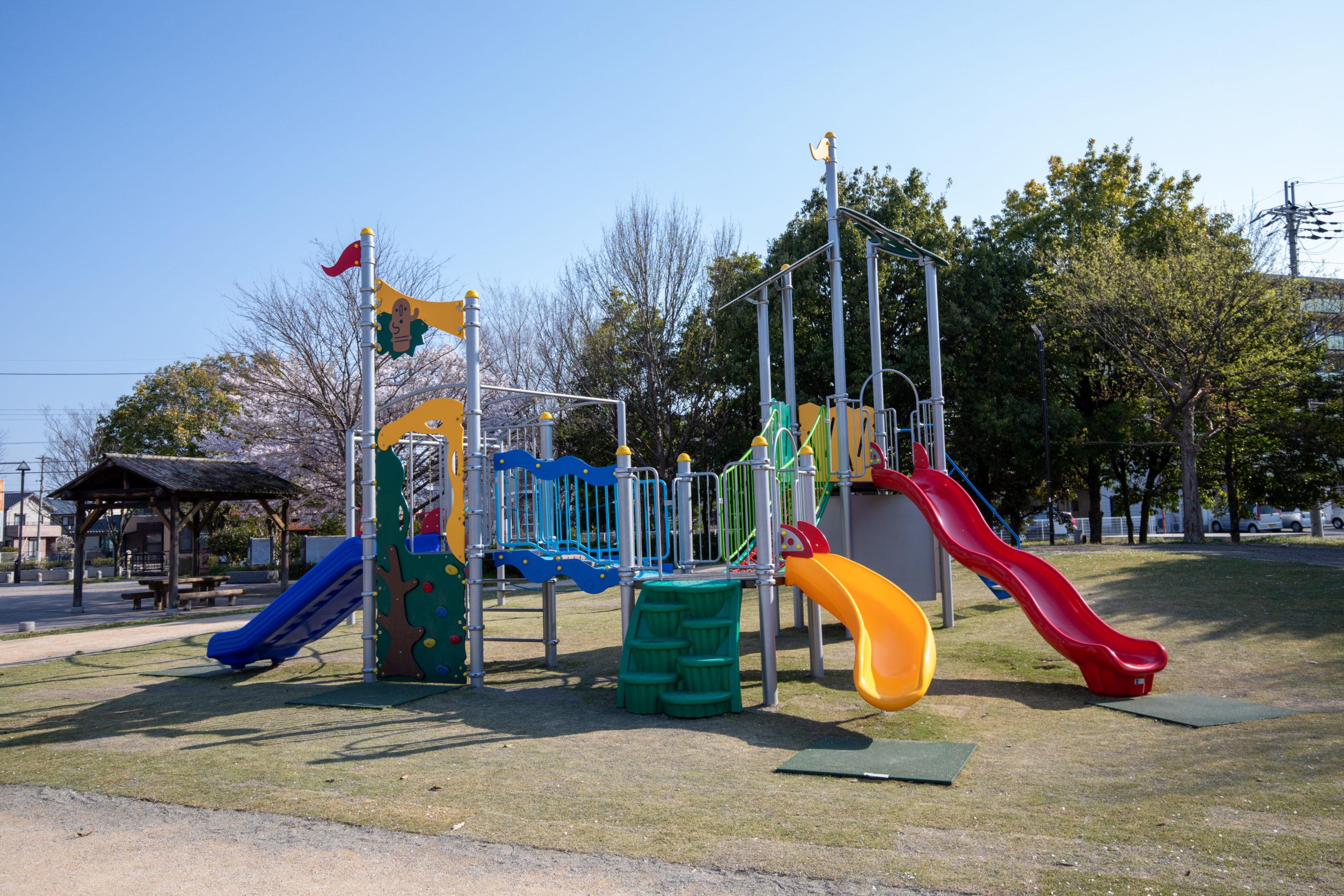 令和元年度 福満公園複合遊具改築工事